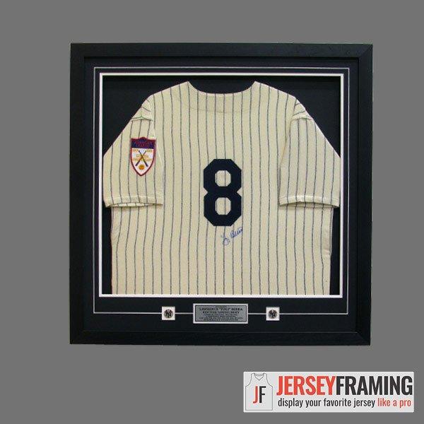 Downsize Jersey Frame – Jersey Framing