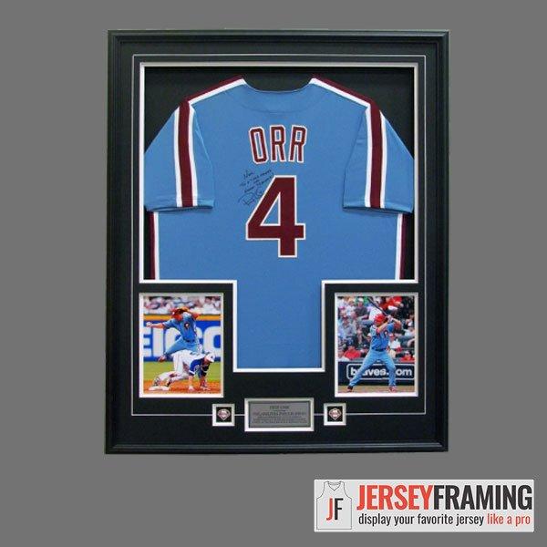 Modern Jersey Frame – Jersey Framing