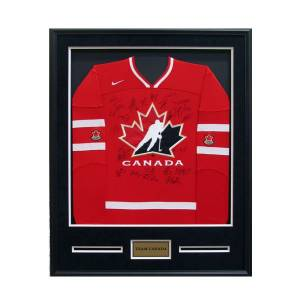 Simple.Jersey Framing