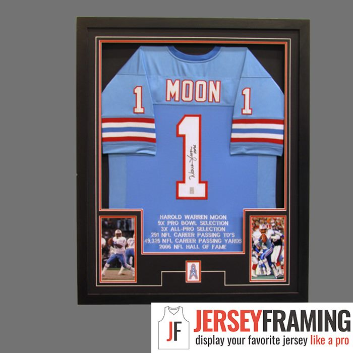Football Jersey Frames, Display Cases and Shadow Boxes | Jersey Framing